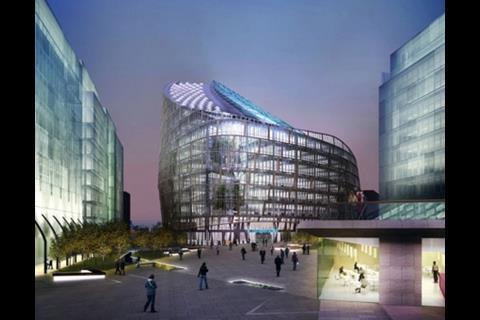 3D Reid's design for the Co-op's Manchester HQ building